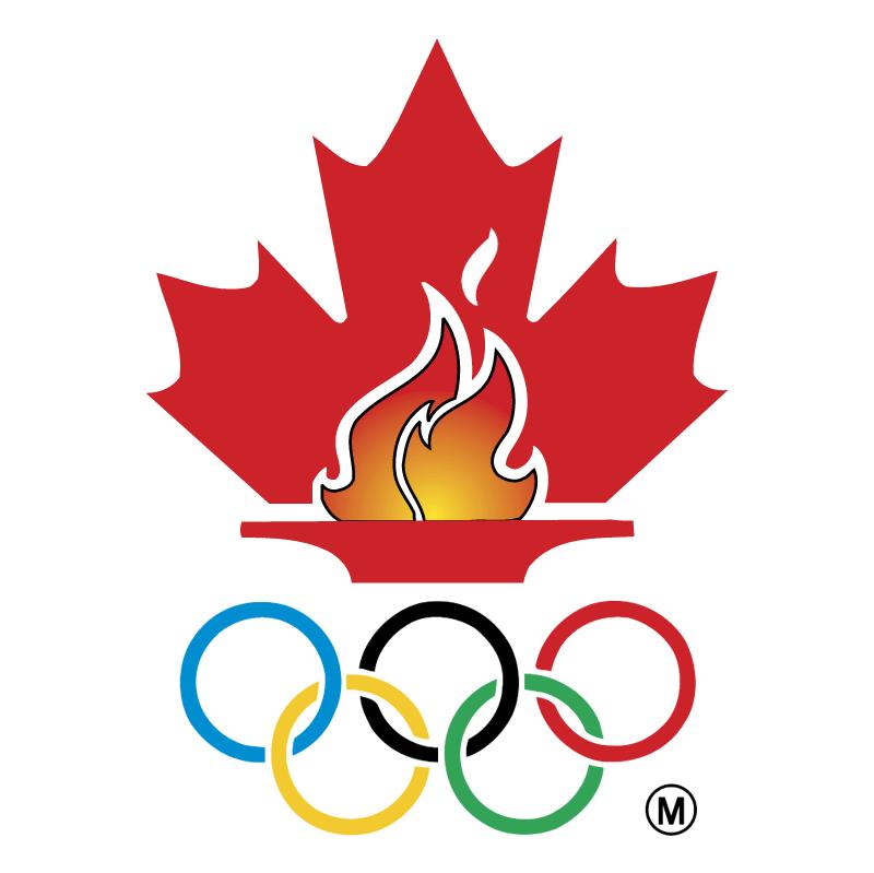 Canadian Olympic Team vector