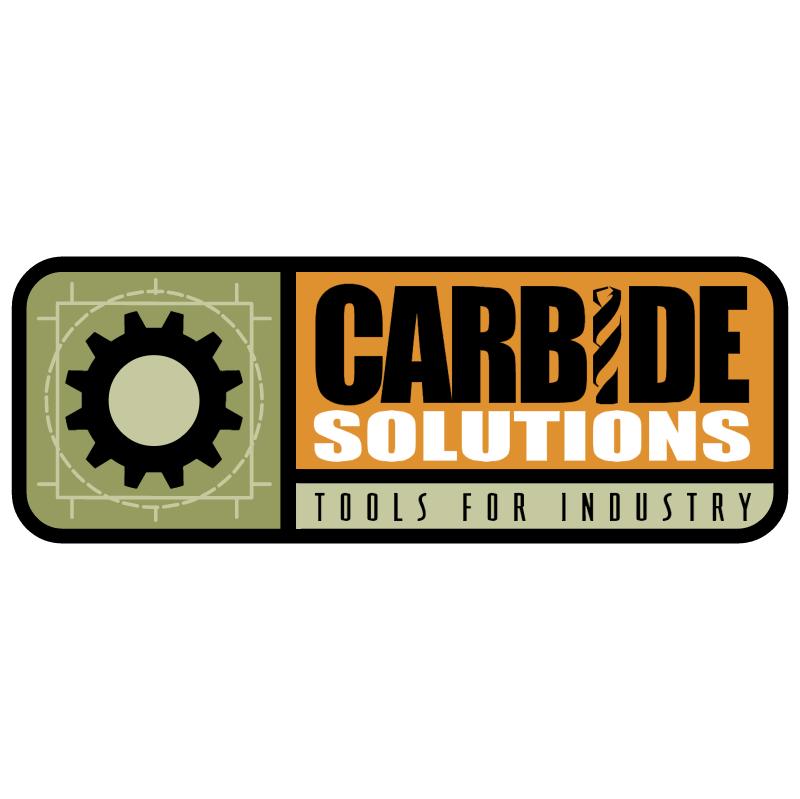 Carbide Solutions vector logo