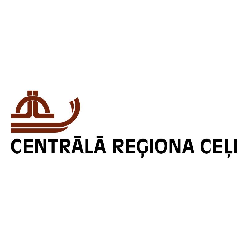 Centrala Regiona Celi vector