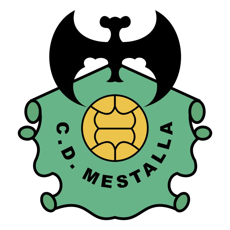 Club Deportivo Mestalla de Valencia vector