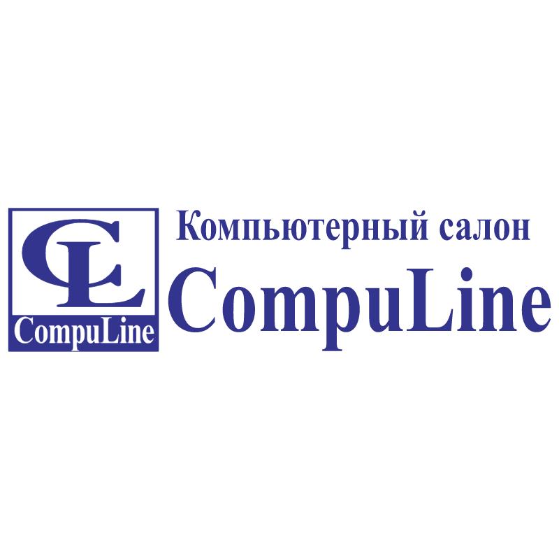 CompuLine vector logo