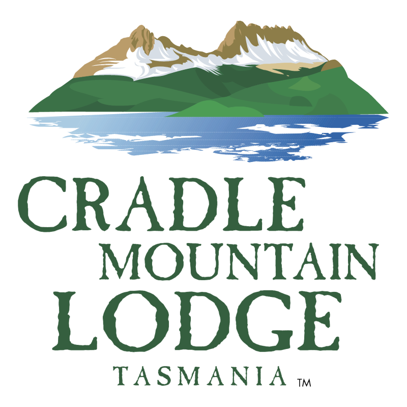Cradle Mountain Lodge vector