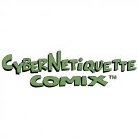Cybernetiquette Comix vector