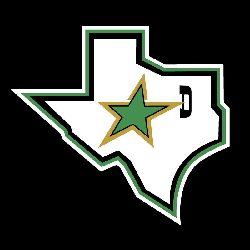 Dallas Stars vector logo