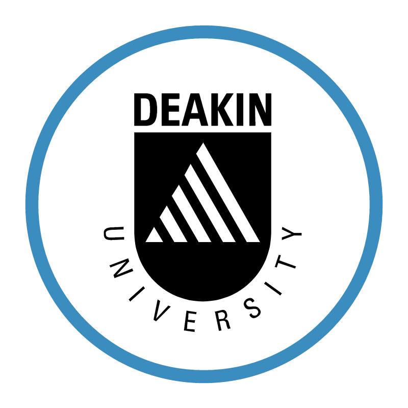 Deakin University vector