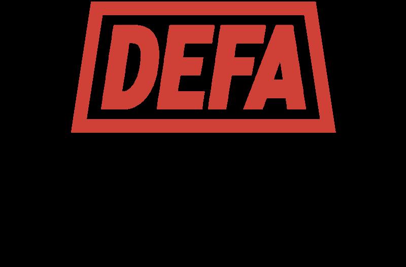 DEFA WARMUP vector logo