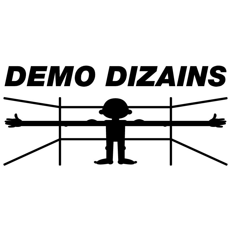 Demo Dizains vector