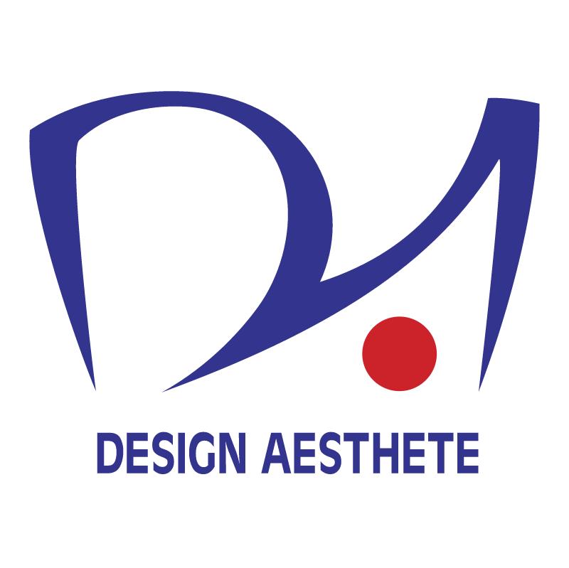 Design Aesthete vector logo