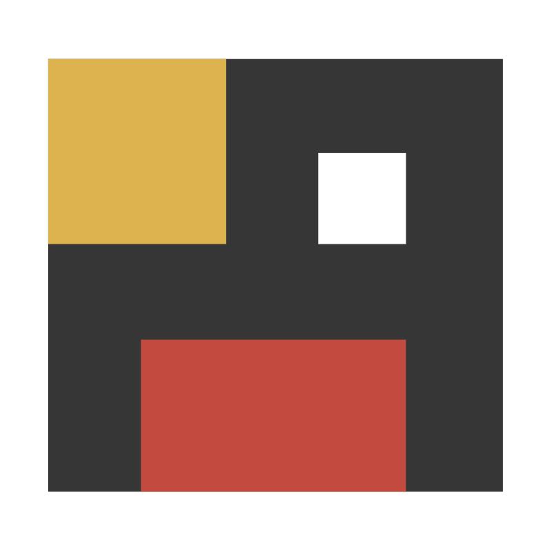 Domino DM vector logo