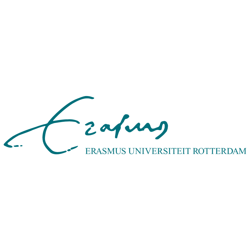Erasmus Universiteit Rotterdam vector