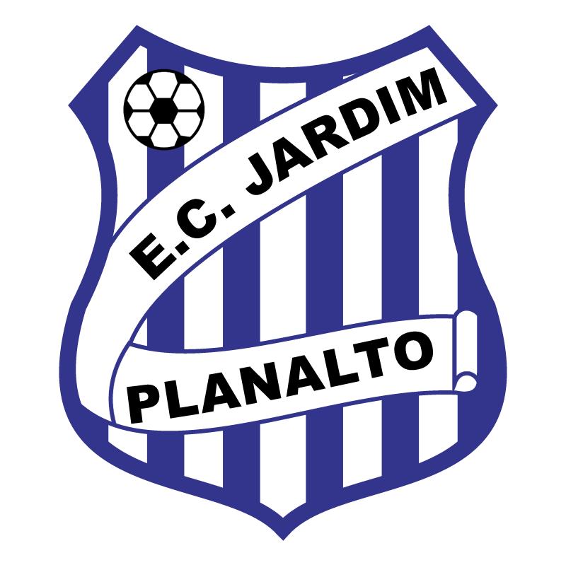 Esporte Clube Jardim Planalto de Sorocaba SP vector logo