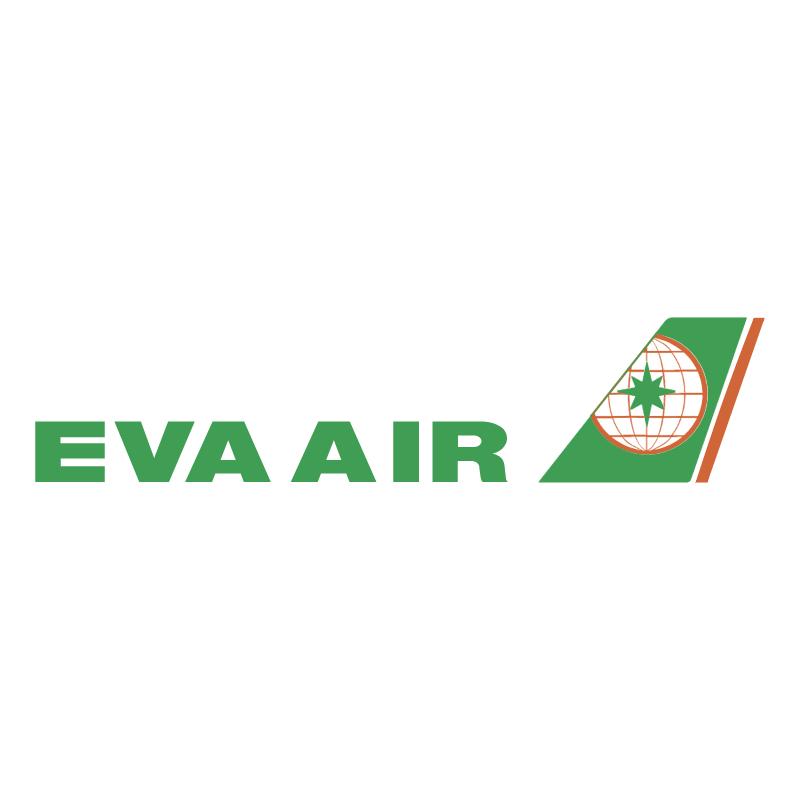 Eva Air vector