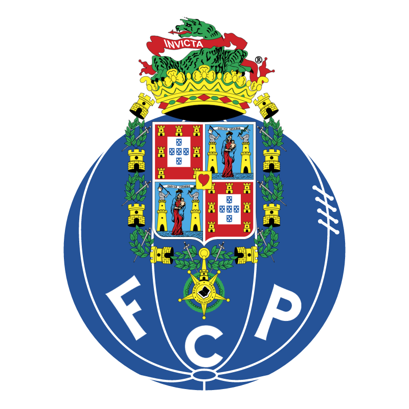 F C Porto vector logo