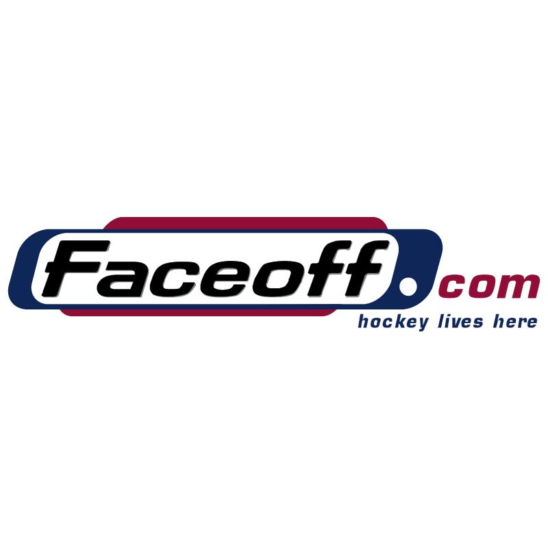 Faceoff com vector