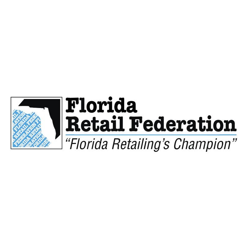 Florida Retail Federation vector logo