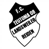 Fussballclub Teutonia 08 Landsweiler Reden vector