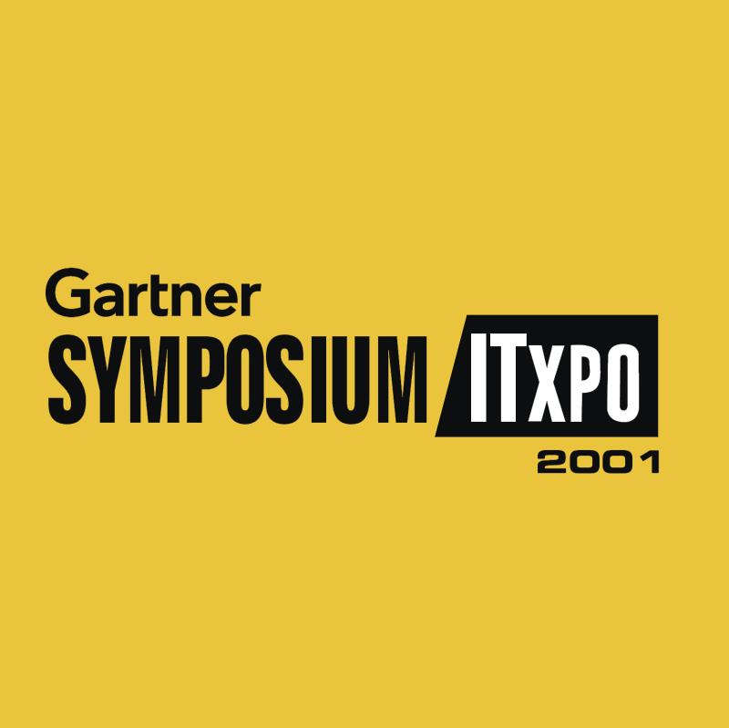 Gartner Symposium ITxpo 2001 vector