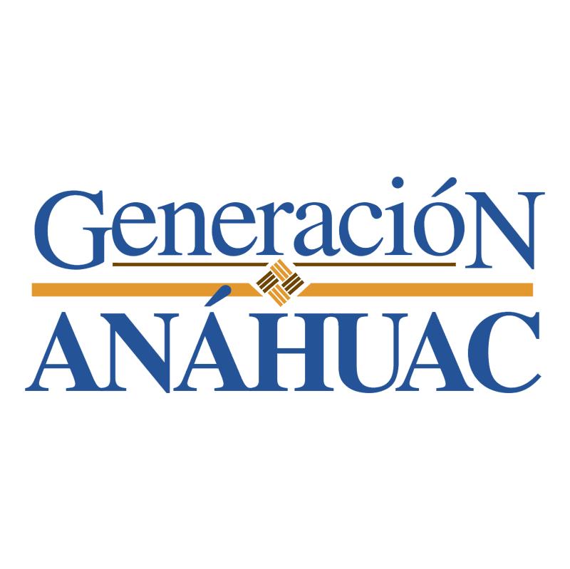 Generacion Anahuac vector
