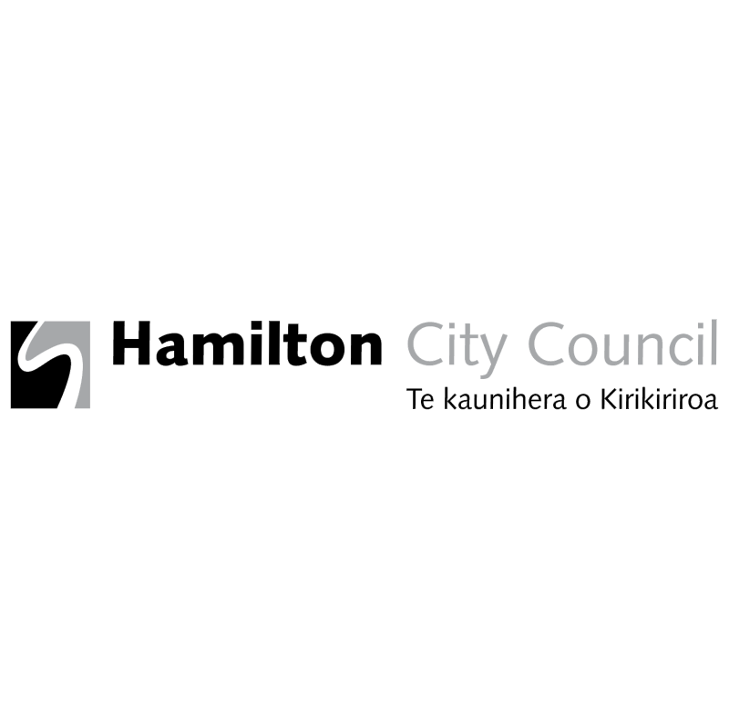 Hamilton City Council vector
