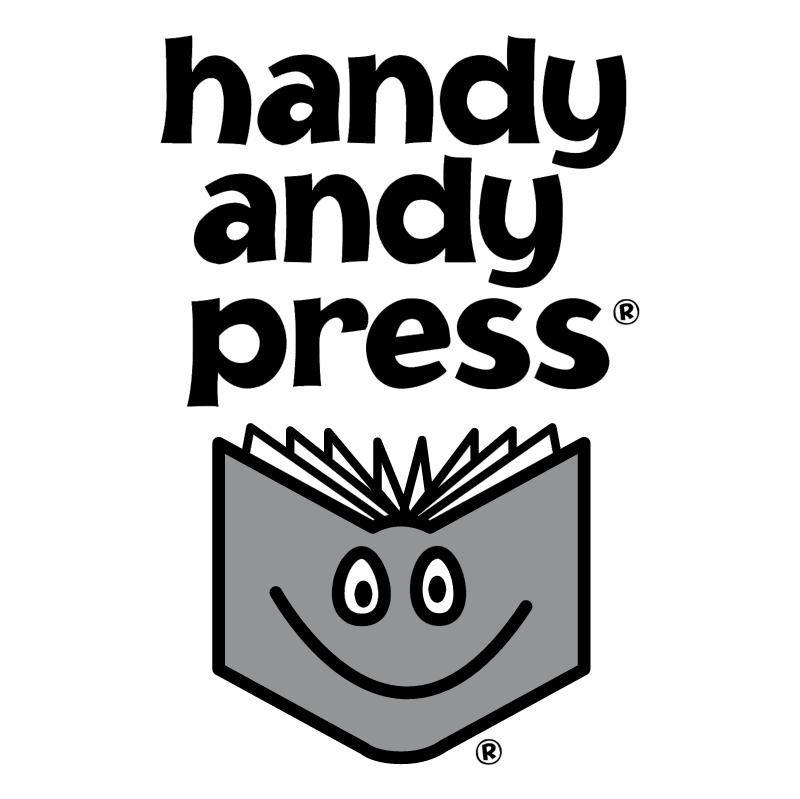 Handy Andy Press vector