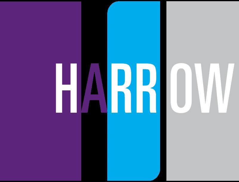 HARROW vector logo