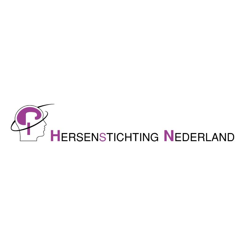 Hersenstichting Nederland vector
