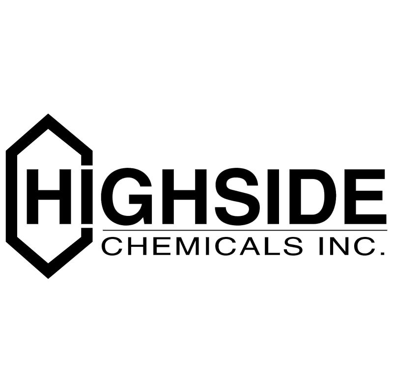 Highside Chemicals vector logo
