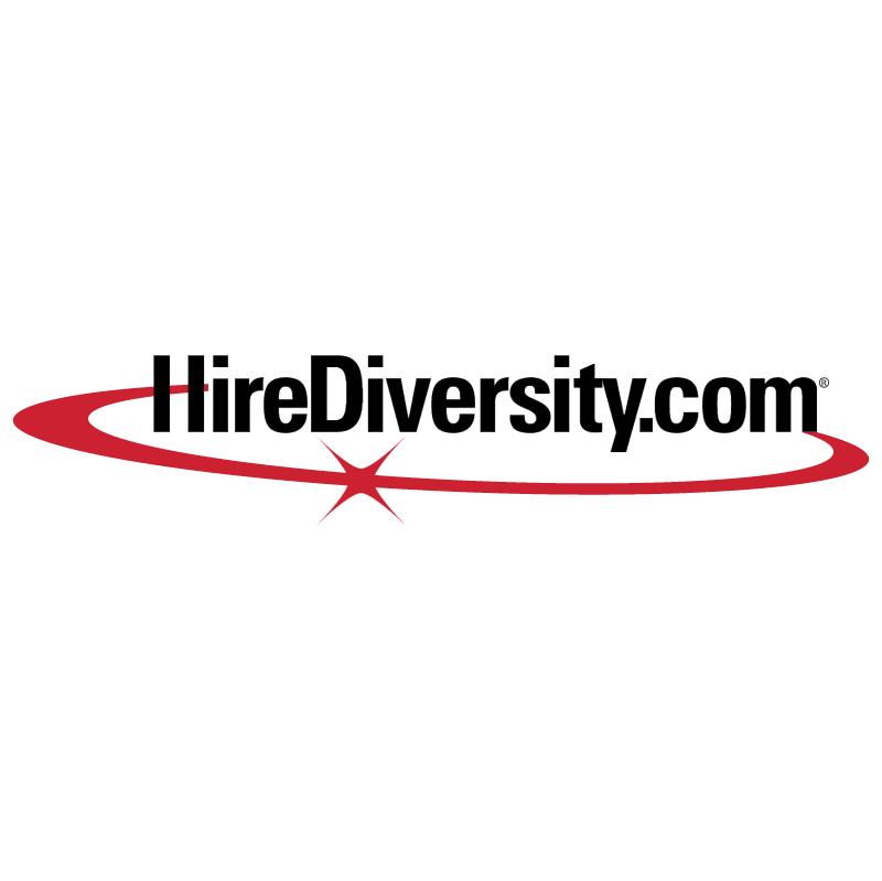 Hire Diversity vector
