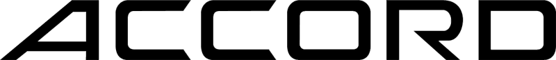 HONDA ACCORD vector