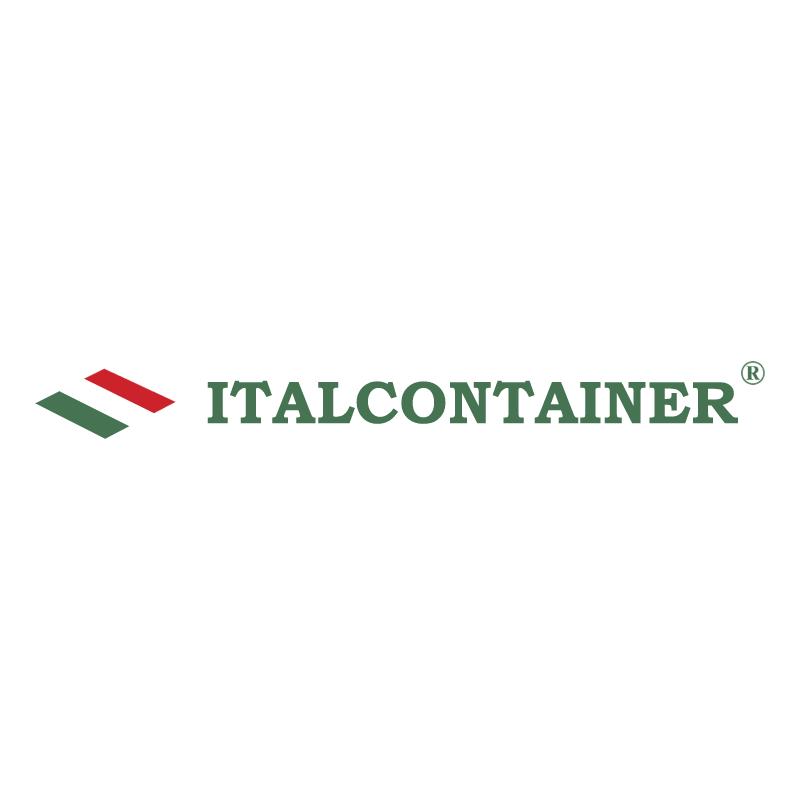 Italcontainer vector logo