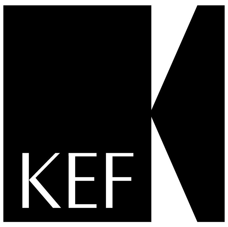 KEF vector logo