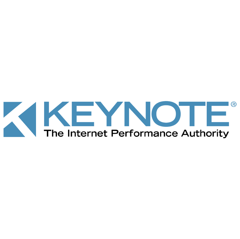Keynote Systems vector logo