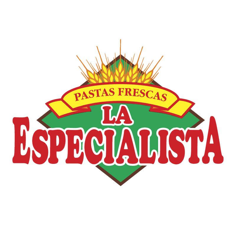 La Especialista vector logo