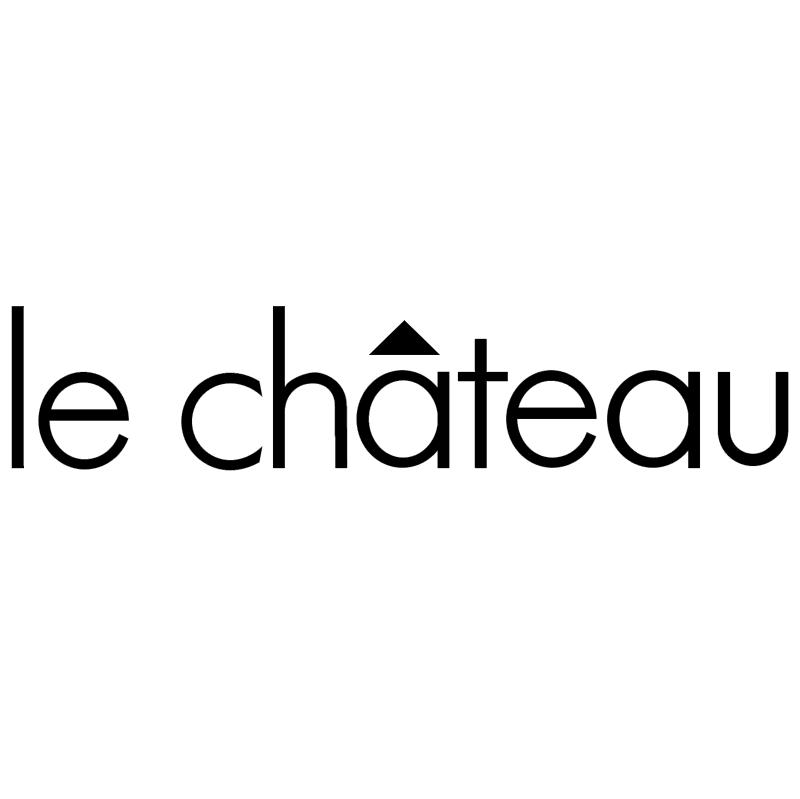 Le Chateau vector logo