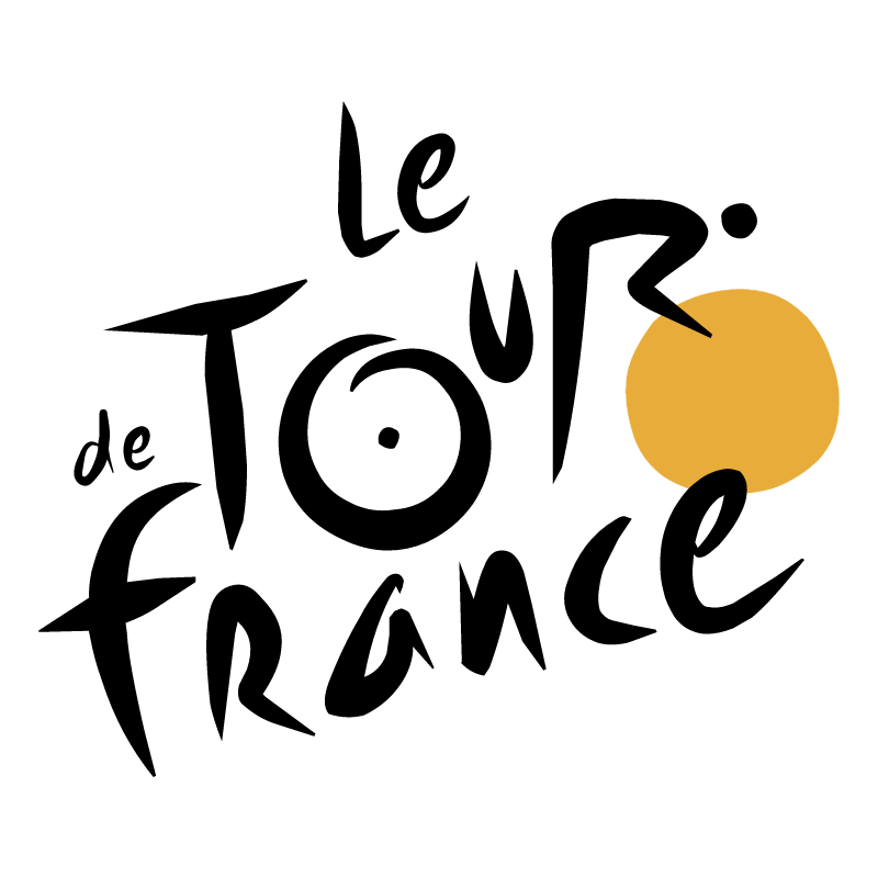 Le Tour de France vector logo