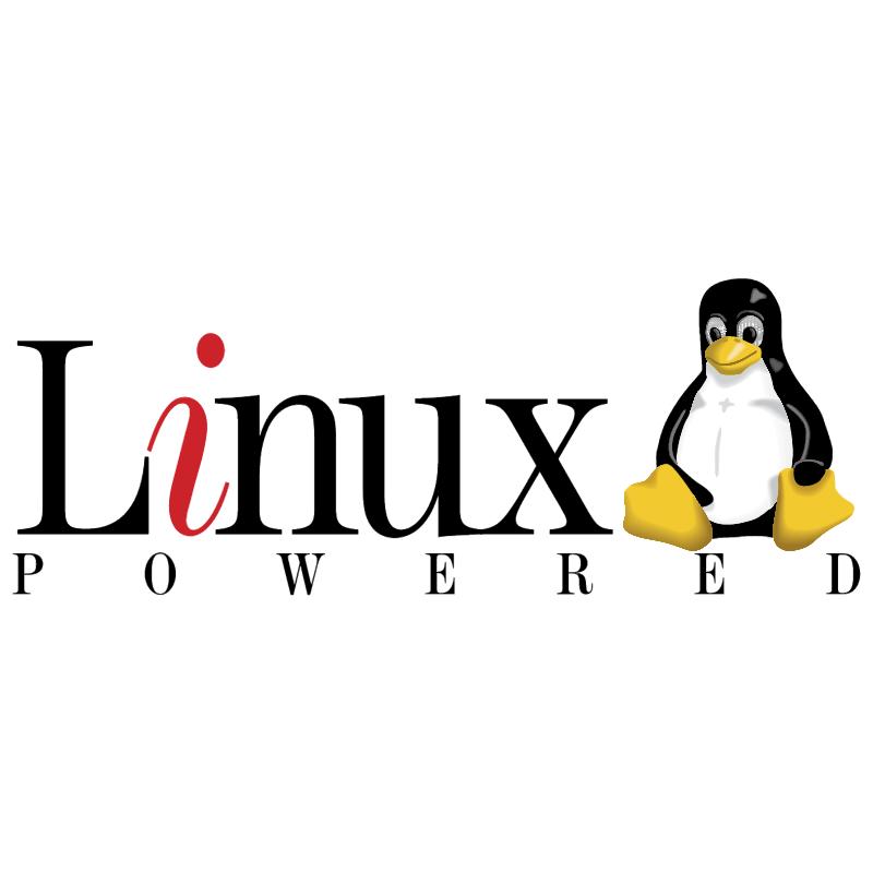 Linux vector logo