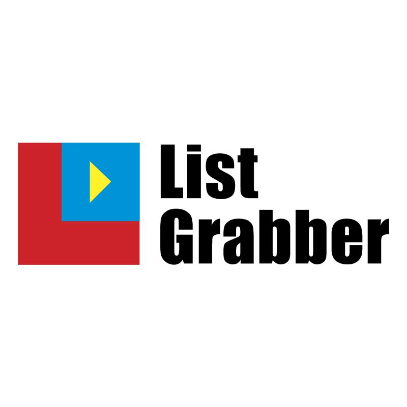 List Grabber vector logo