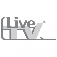 Live TV vector