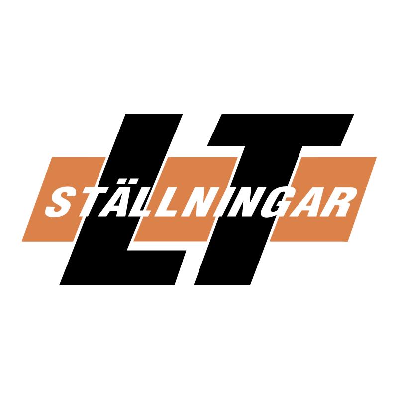 LT Stallningar vector
