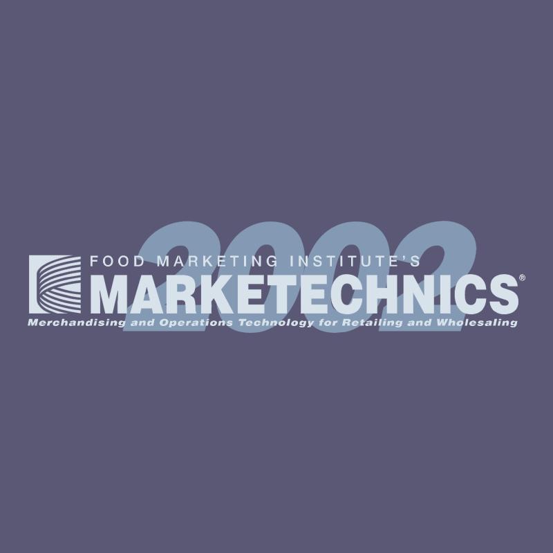 Marketechnics 2002 vector