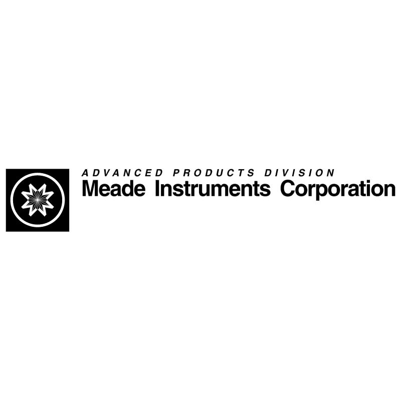 Meade Instruments Corporation vector logo