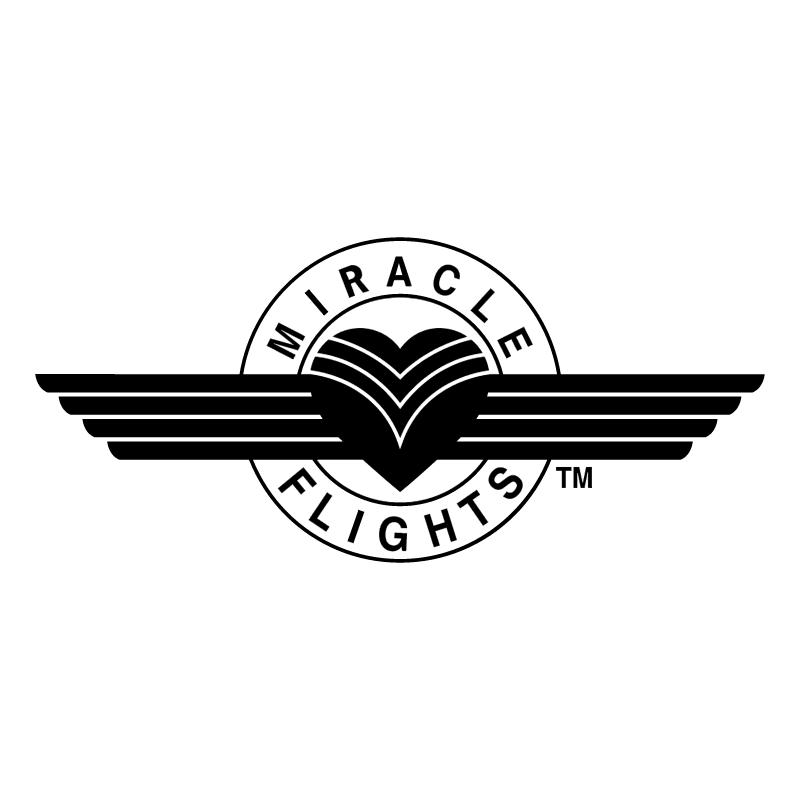 Miracle Flights vector
