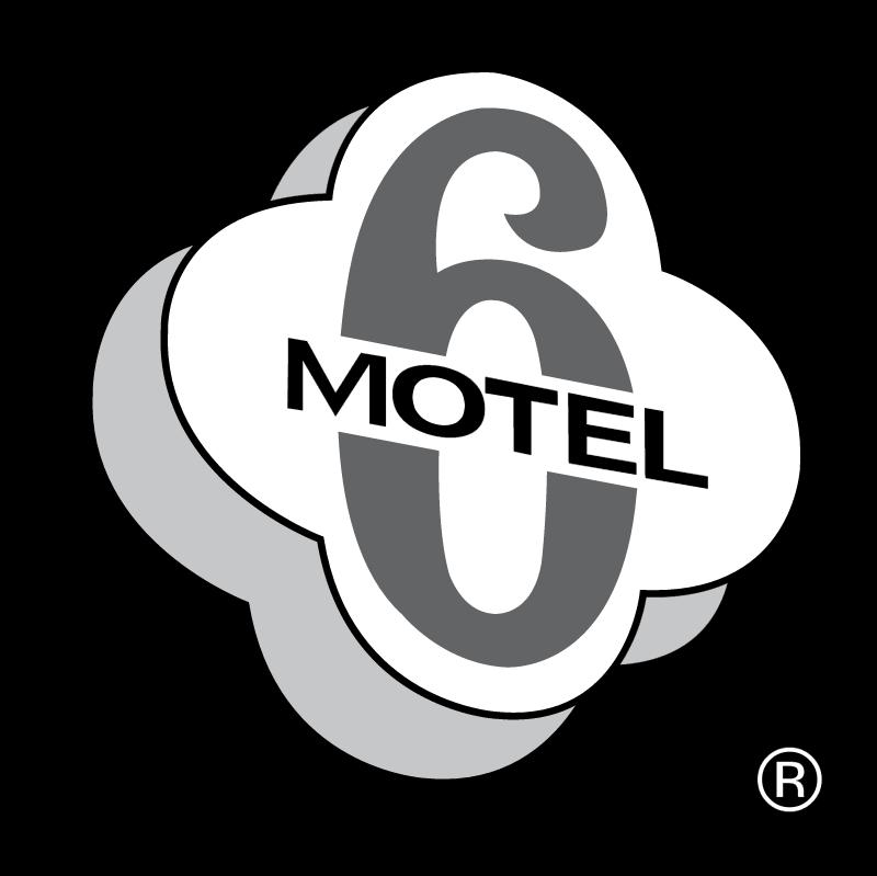 Motel 6 vector