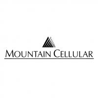 Mountain Cellular vector