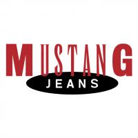 Mustang Jeans vector