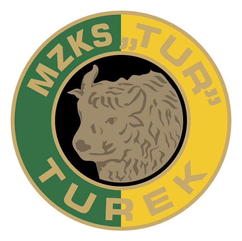 MZKS Tur Turek vector logo