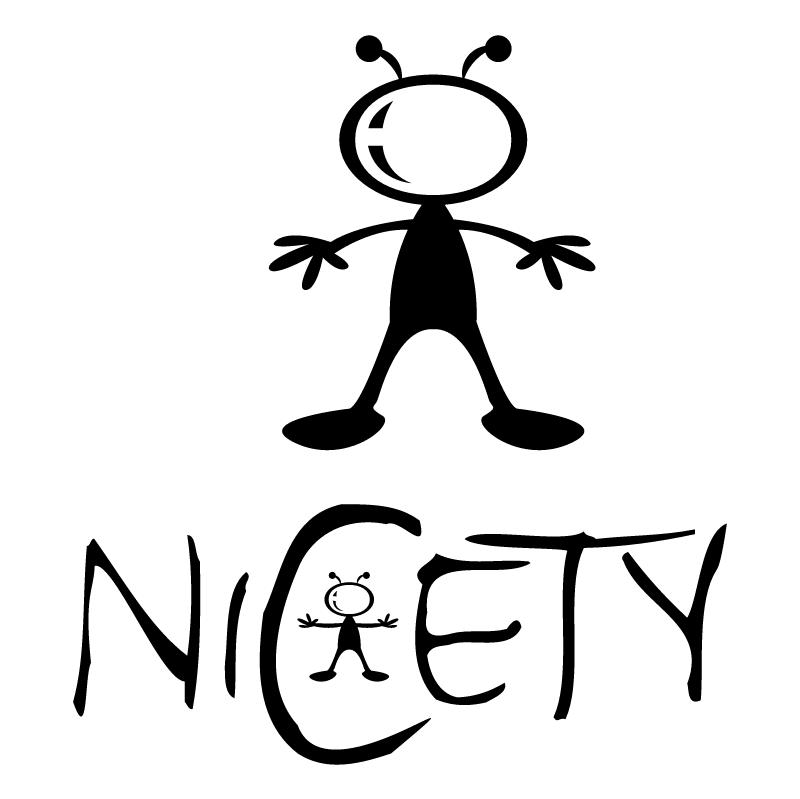 Nicety vector logo