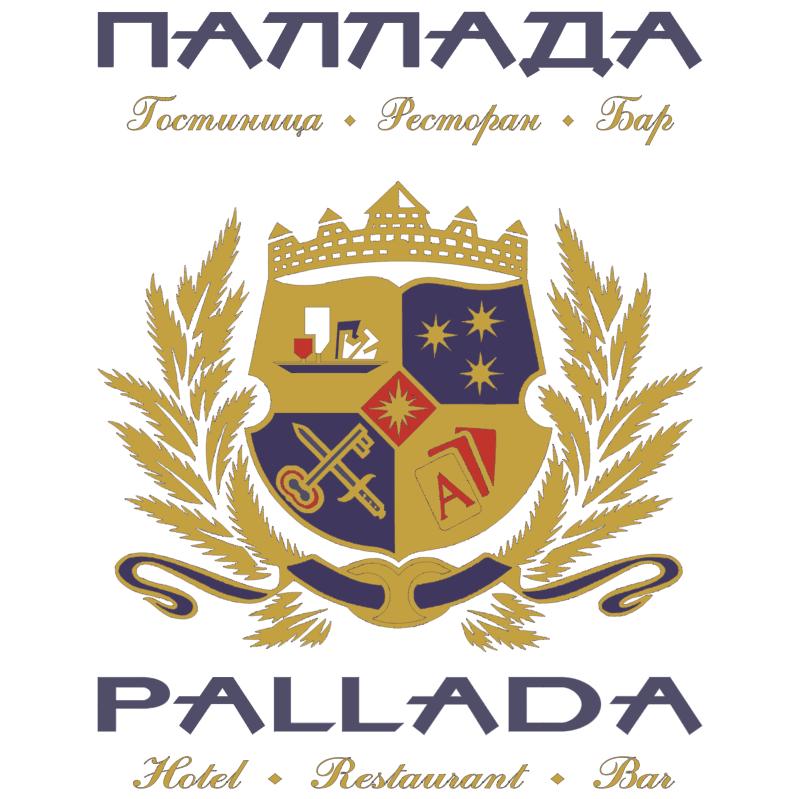 Pallada vector logo