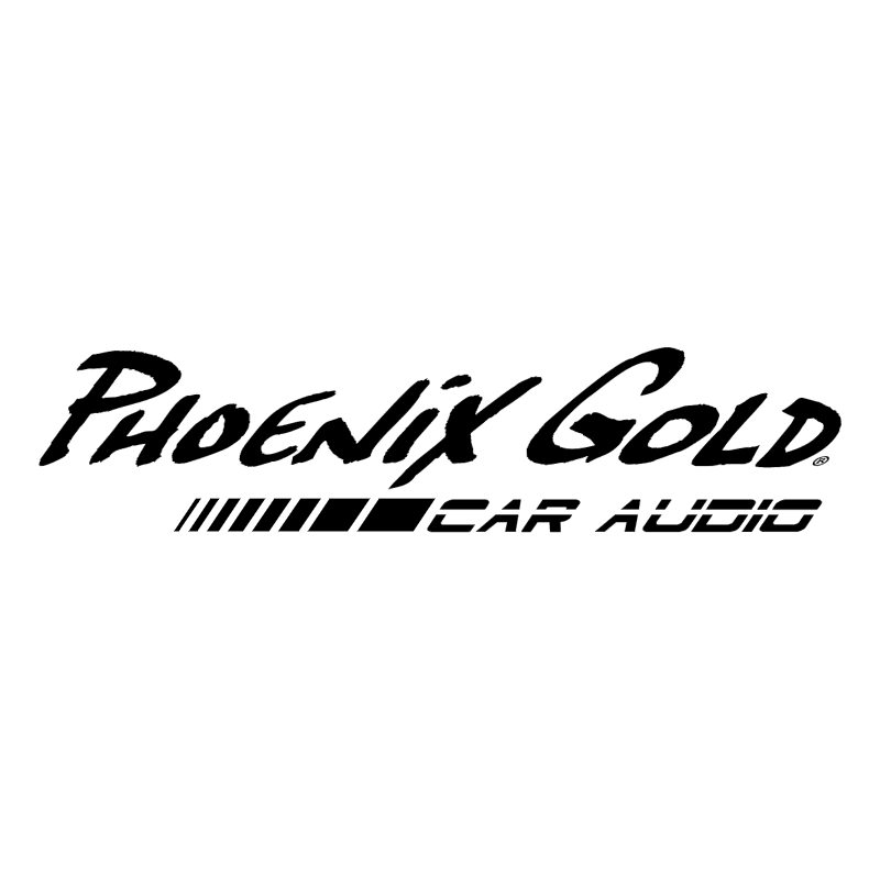 Phoenix Gold vector logo