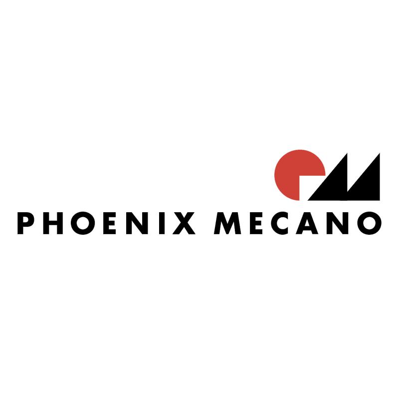 Phoenix Mecano vector